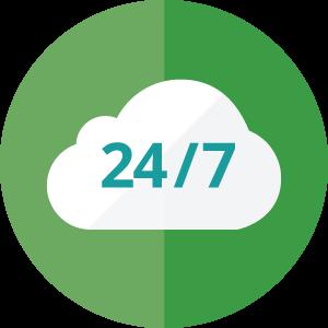 Mobilväxel och molnväxel för företag som alltid är tillgänglig