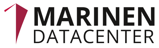 Marinen Datacenter Logotyp