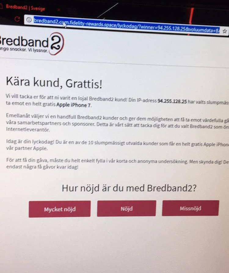 bredband2 mobilt bredband