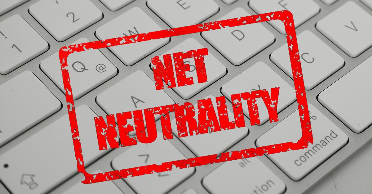 Vi är för nätneutralitet