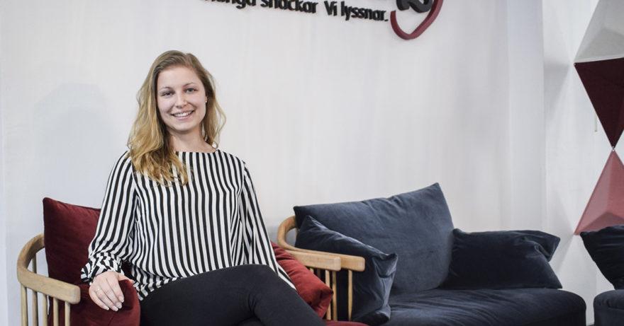 Intervju med Anna om driftstörningar