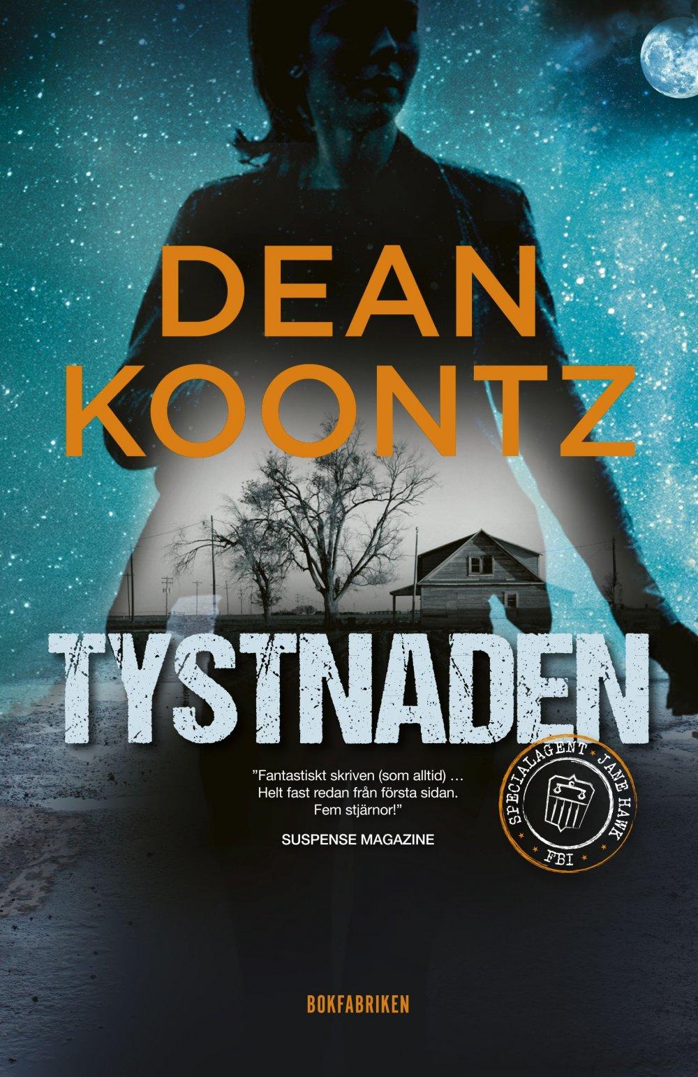 Tystnaden av Dean Koontz