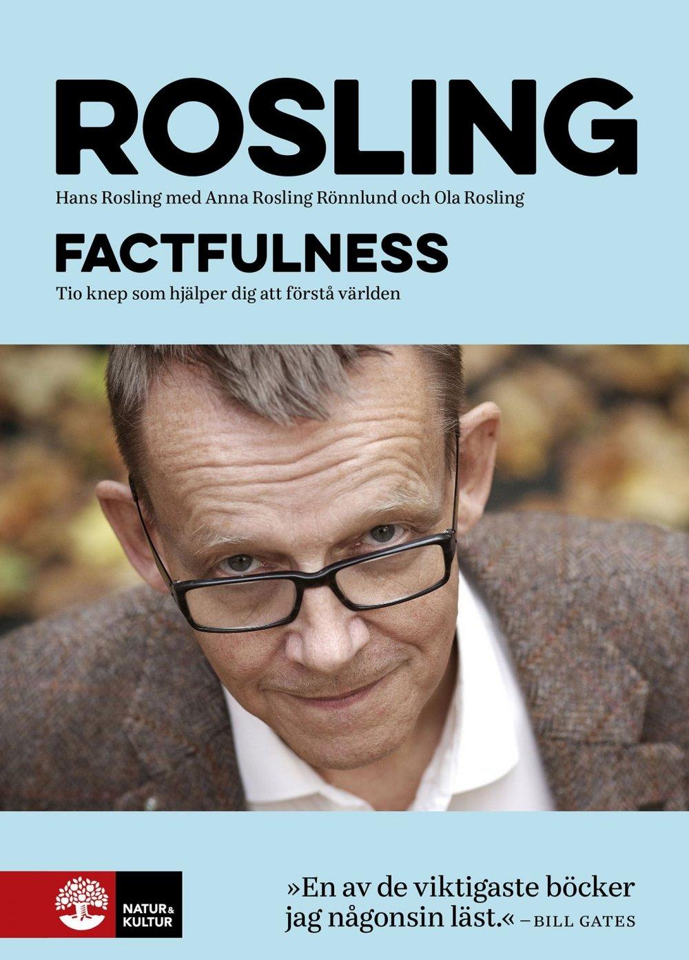 Factfulness av Hans Rosling boktips