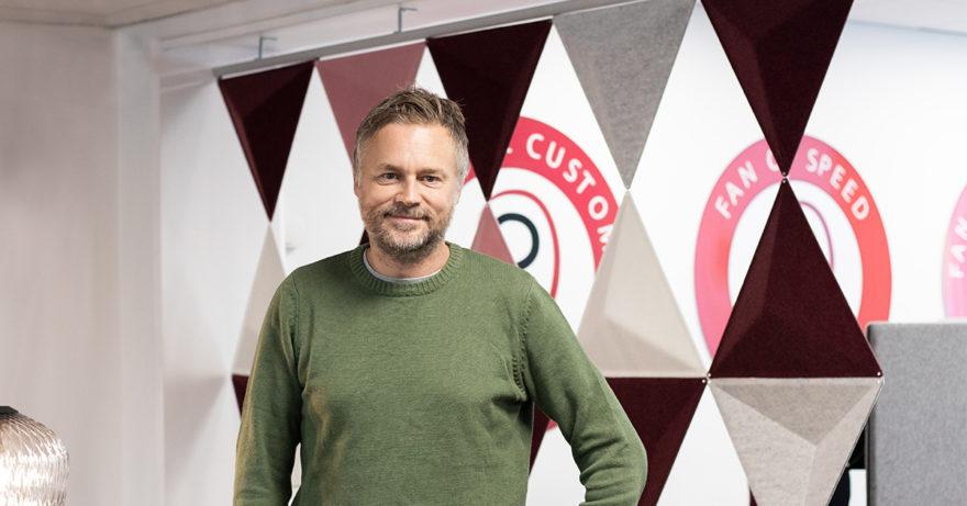 Intervju Fredrik nätavdelning