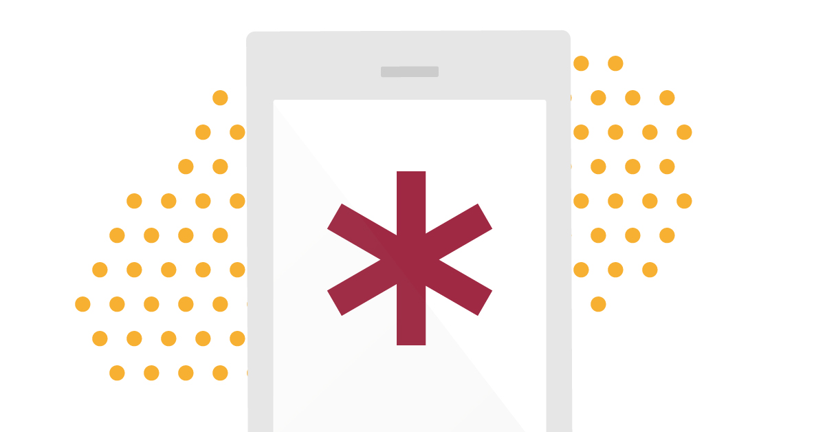 Logga för medicinskt id