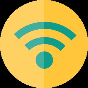 Ikon för tjänsten WiFi