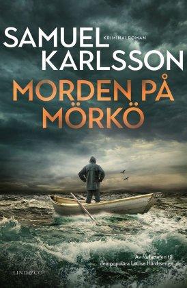 Bokomslag till Morden på Markö av Samuel Karlsson