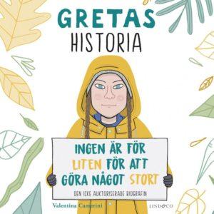 Bokomslag Gretas Historia